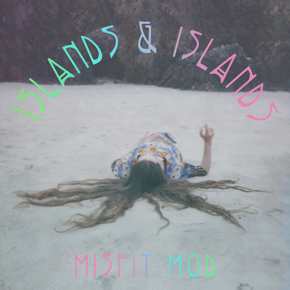 Misfit Mod - Islands & Islands (album cover)