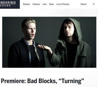 New Zealand's Bad Blocks premiere new single on Wondering Sound | New 'Circulate' EP out Oct 2nd