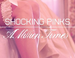 "Shocking Pinks debuts new video ""A Million Times"" via Noisey / VICE"
