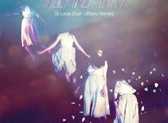 "New Zealand's Shocking Pinks premieres Sun Glitters remix of ""St Louis"" on Wondering Sound"