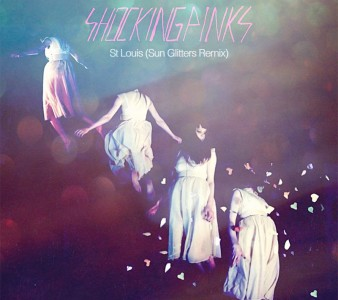 "New Zealand's Shocking Pinks premieres Sun Glitters remix of ""St Louis"" on Wondering Sound"